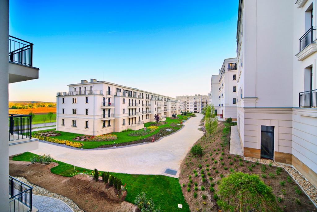Újépítésű lakások Tópark projekt