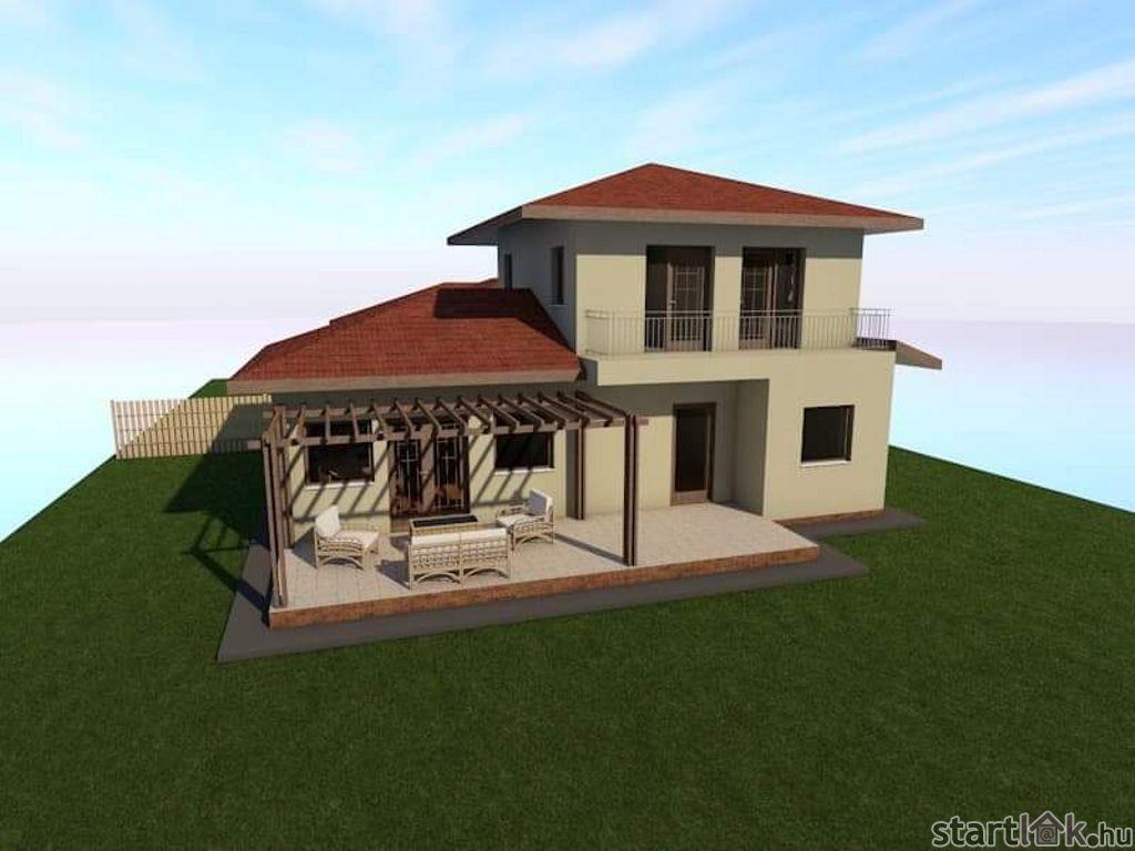 Eladó újépítésű ikerház Tárnokon