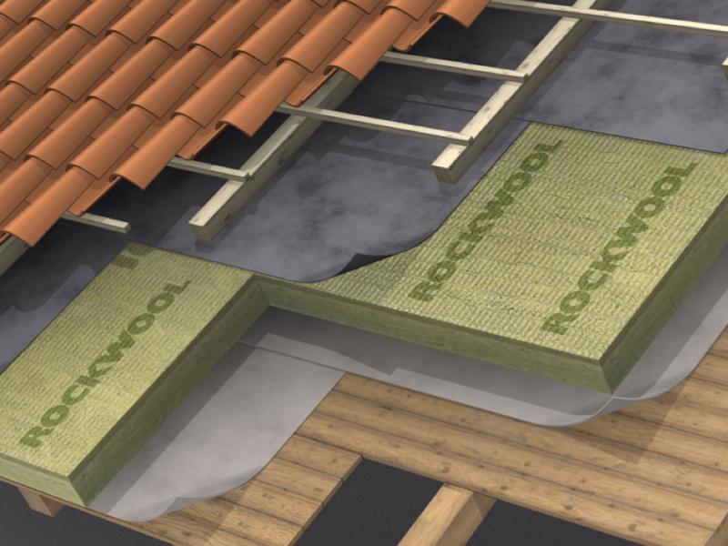 Tetőszigetelés, épületfelújítás