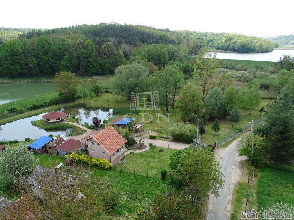 Gyönyörű tanya Kaposvár mellett