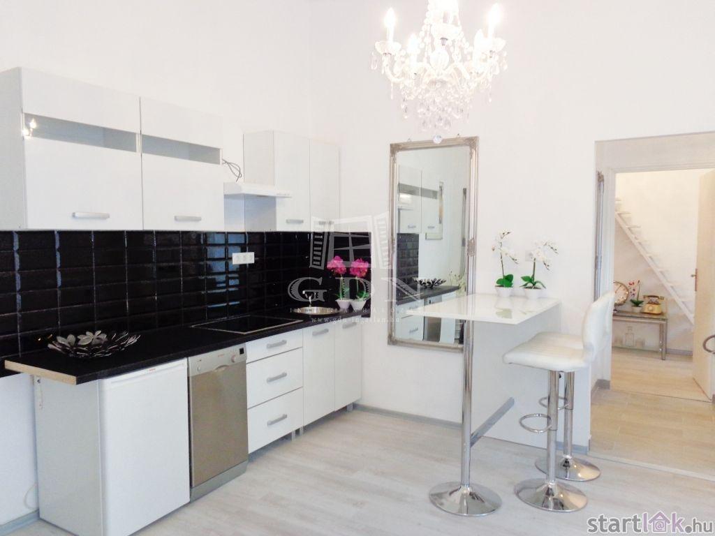 Eladó lakás Budapest Corvin negyed