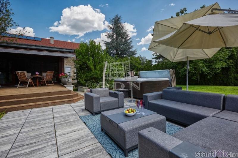 Luxus családi ház Sopronban