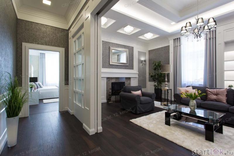 Luxus lakás az 5. kerületben